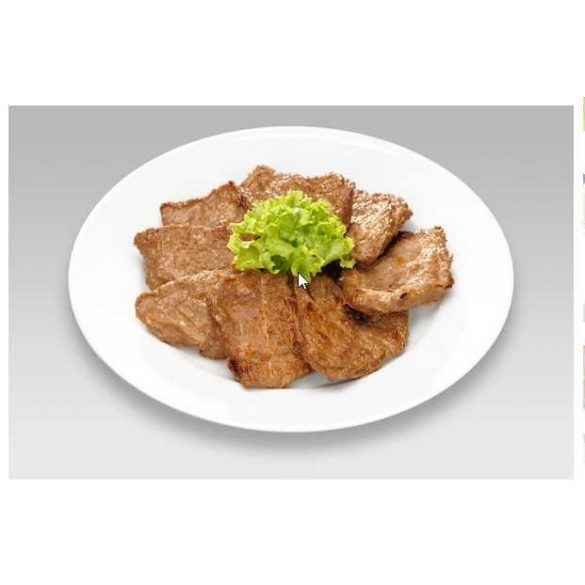Goody Foody - Beef Style – VEGAN - marhahús ízű STEAK – 400g